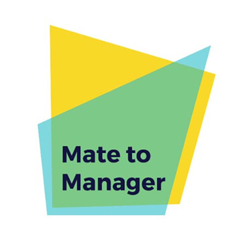Mate to Manager logo
